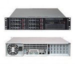 NVR SERVER (HI-END NVR Server) 2U, 9TB